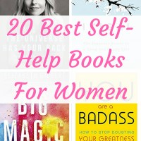 20 Best Self-Help Books For Women
