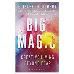 Big Magic Self-Help Book