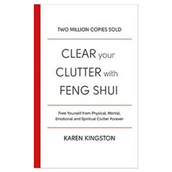 Clear Your Clutter with Feng Shui Self-Help Book