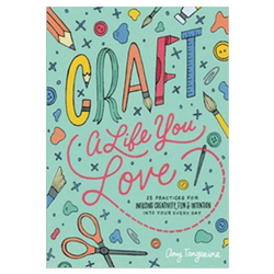 Craft a Life You Love Self-Help Book