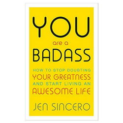 You Are a Badass Self-Help Book