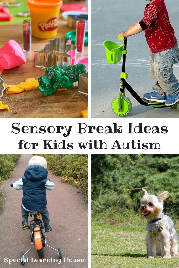 Sensory Break Ideas for Kids with Autism