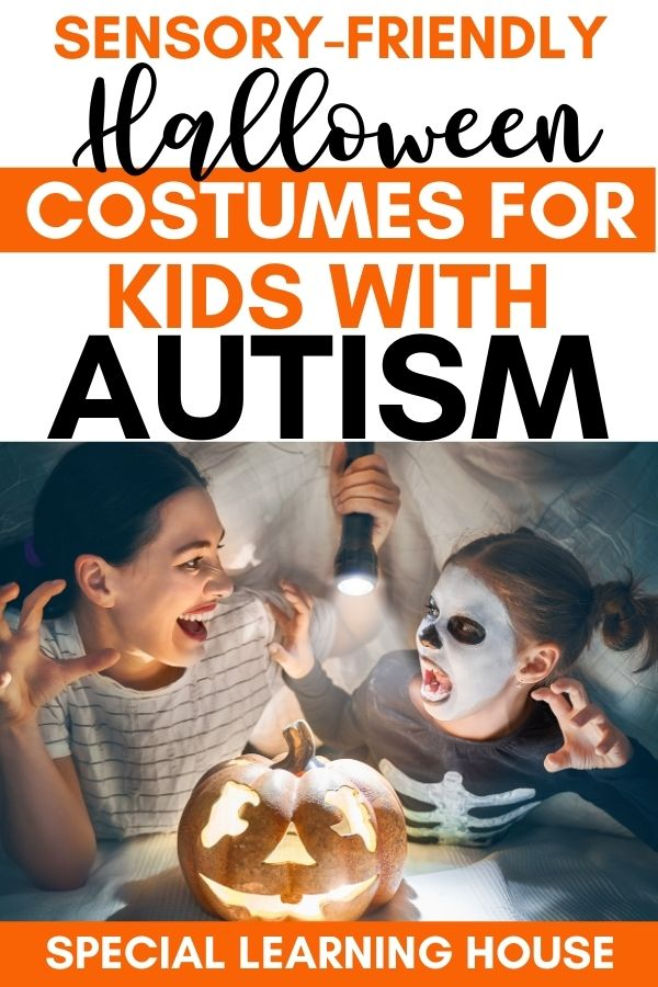 Sensory-Friendly Halloween Costumes for Kids 2 with Autism