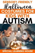 Sensory Friendly Halloween Costumes for Children with Autism