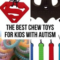 5 Autism Chew Toys - For Kids & Adults on the Spectrum