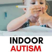 Indoor Family Fun : 25 Indoor Activities for Kids with Autism