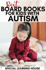 Best Board Books for Kids with Autism