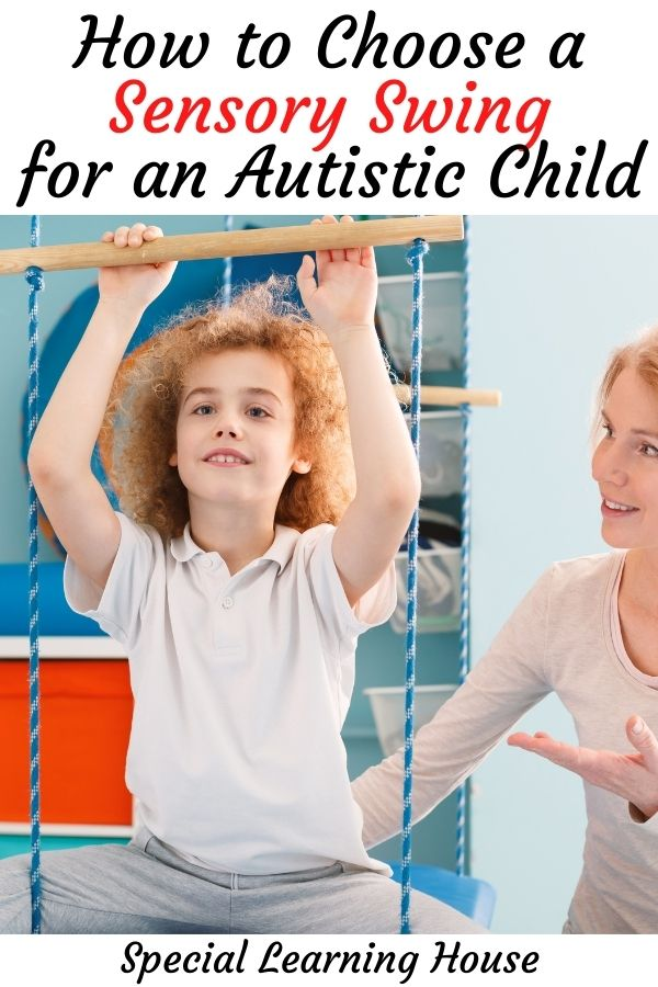 How to Choose a Sensory Swing for an Autistic Child