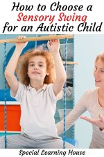 Sensory Swing – How to Choose an Autism Swing for Your Child or Students with Autism