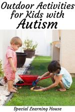 Outdoor Activities for an Autistic Child (19+ Ideas)