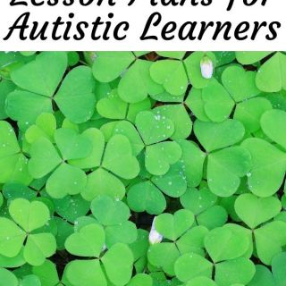 March Lesson Plans for Autistic Learners