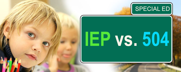 IEP vs 504 Plan: What's the Difference?