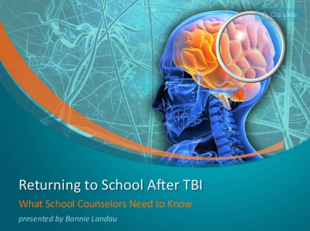 Returning to School After TBI: What Parents Should Know