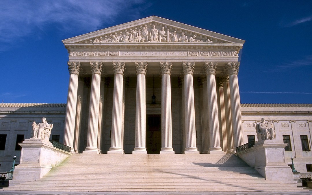 "SCOTUS Requires ""Appropriately Ambitious"" Education"