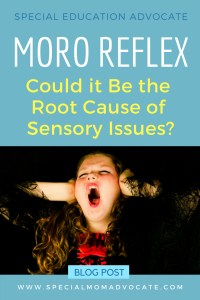 Does Moro Reflex Cause Sensory Processing Disorder?
