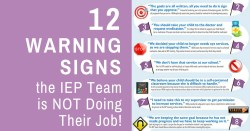 the IEP Team is NOT Doing Their Job!