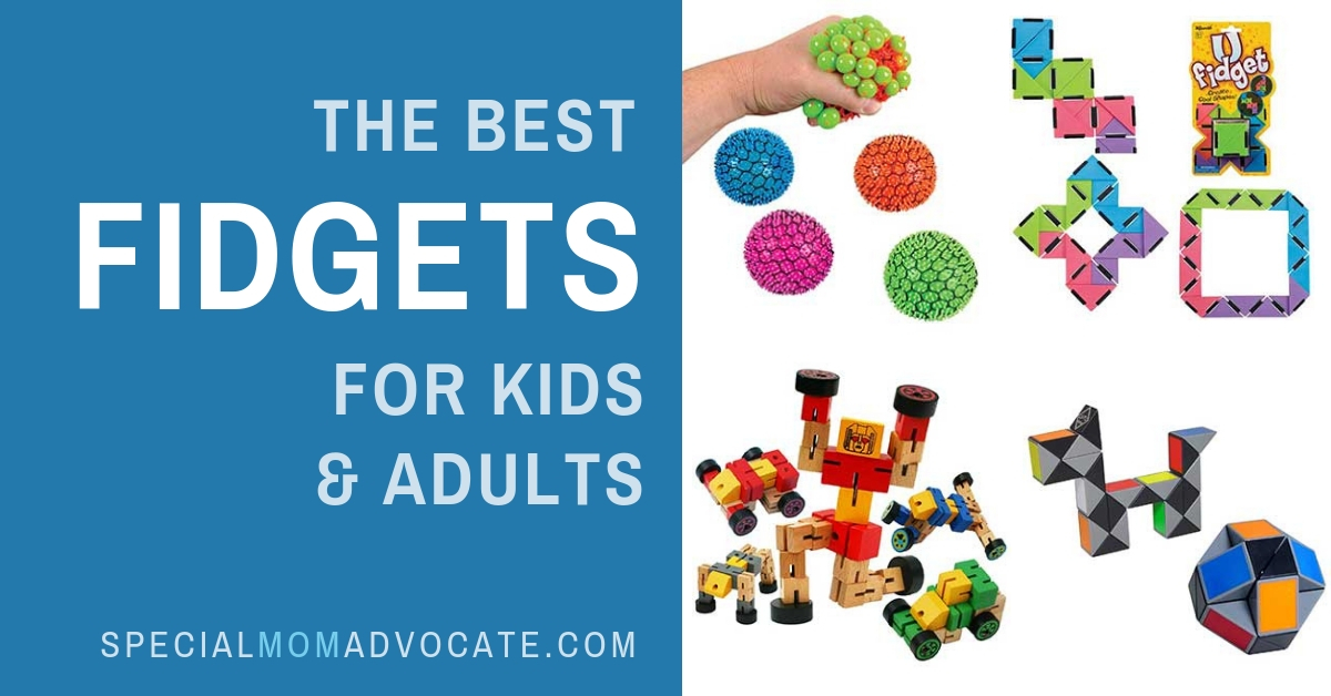 The Best Fidget Toys For Kids And Adults