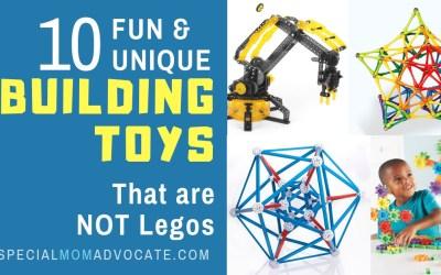 10 Super Fun Building Toys That Aren't Legos!