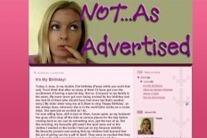 See my other blog – Not As Advertised
