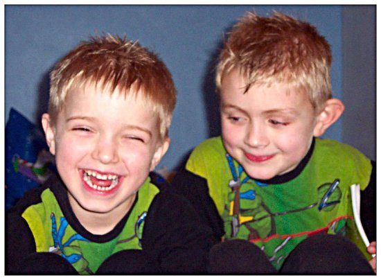 boys together - copyright SNJ