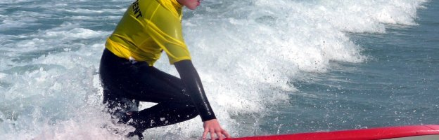 Getting troubled kids riding high with the brilliant Wave Project