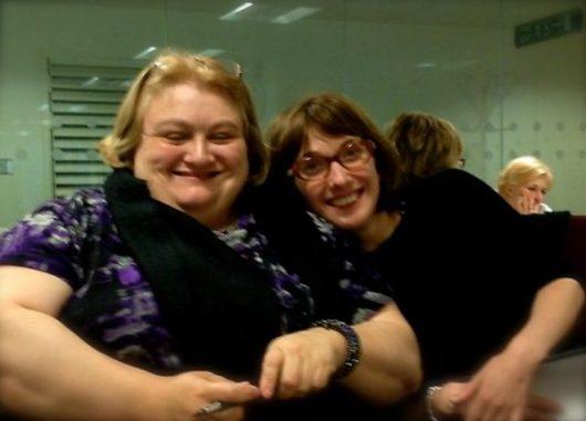 Sue+Daisy