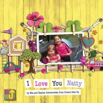 I love you Natty