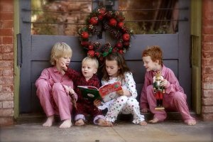 Tips for expanding language at Christmas