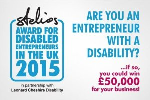 How Sir Stelios is offering entrepreneurs with disabilities a chance for a £50k business boost