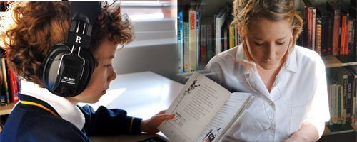 How a charity is helping disabled children with reading challenges learn to love books