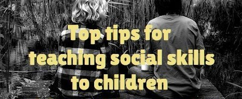 Top tips for teaching social skills to children with and without autism