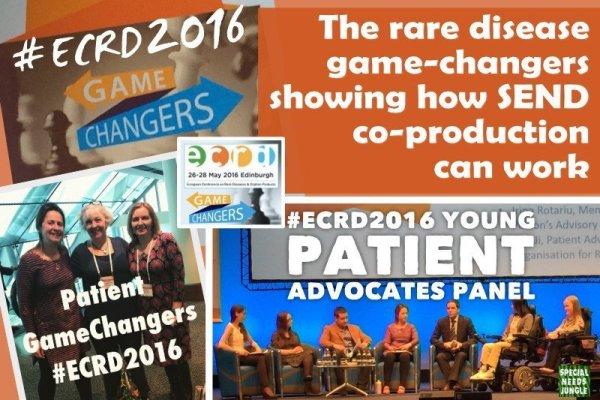 EC Rare Disease collage