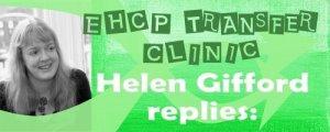 Helen Gifford replies