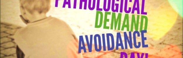 Pathological Demand Avoidance Day!