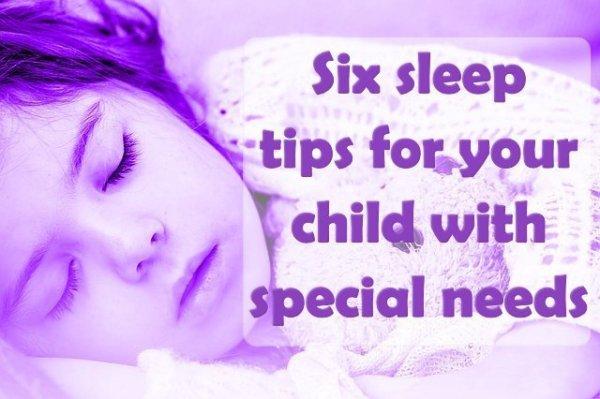 six sleep tips