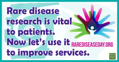Rare disease research is vital to patients. Now let's use it to improve services.