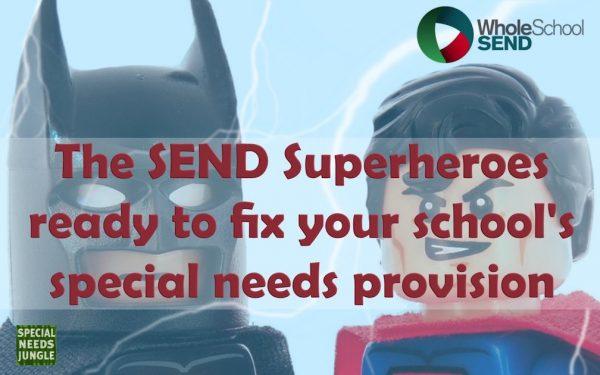 send superheroes