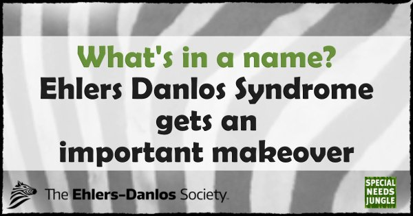 What's in a name EDS makeover