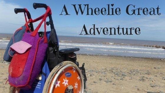 A Wheelie Great Adventure