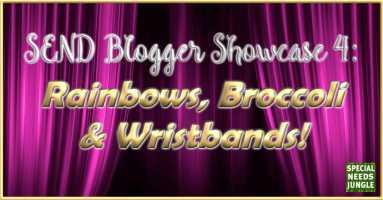 SEND Blogger showcase 4: Rainbows, Broccoli and Wristbands