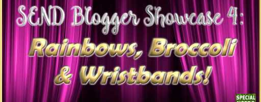 SEND Blogger showcase 4: Rainbows, Broccoli and Wristbands