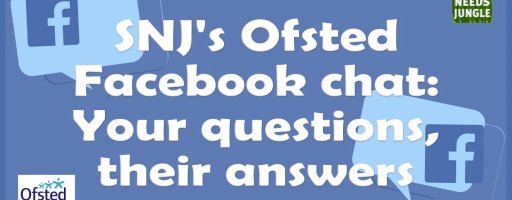 Our Ofsted/CQC Facebook chat: What you asked and they answered