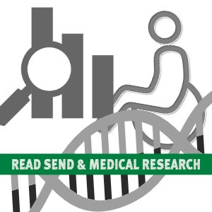 featured image of DNA and wheelchair graphic