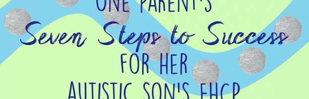 One parent's seven steps to success for her autistic son's EHCP