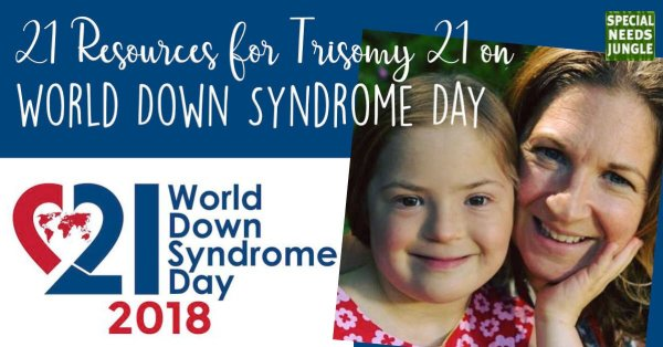 Picture of Hayley and Natty with WDSD logo