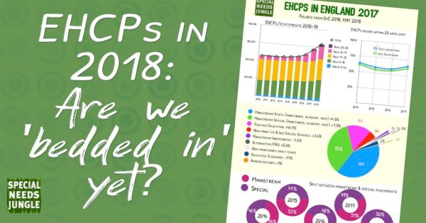 EHCPs in 2018: Are we 'bedded in' yet?