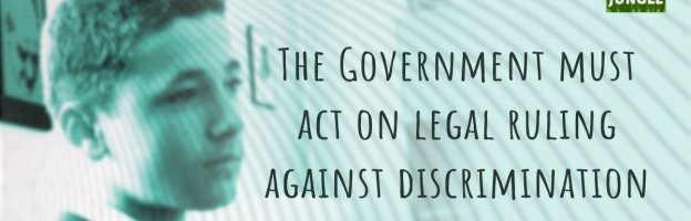 The Government must act on legal ruling against discrimination of disabled children