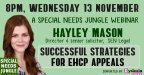 Webinar: Successful Strategies for EHCP Appeals