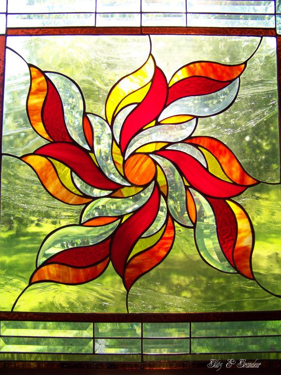 Of Healing and Stained Glass