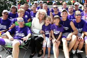 « Play unified to live unified »: vivre unifié, le vœu le plus cher d'Eunice Kennedy !